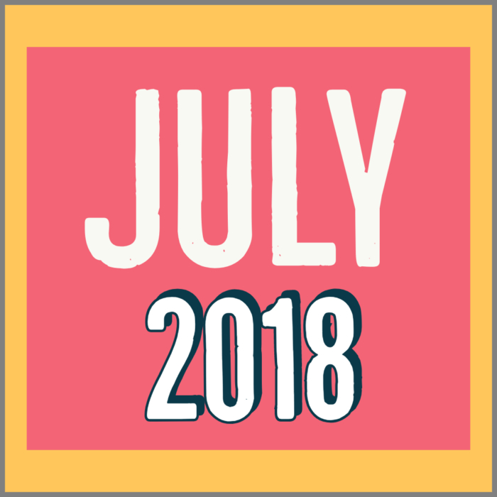 2018 07 July Logo
