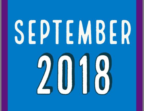 Vicar's Letter – Sept 2018