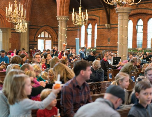 Christingle 2015 – Gallery