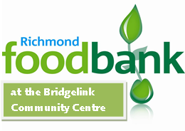 Foodbank at Bridgelink logo
