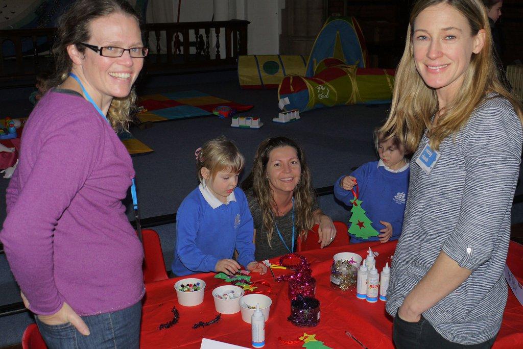 Messy Christmas 2013