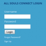 All Souls Connect login