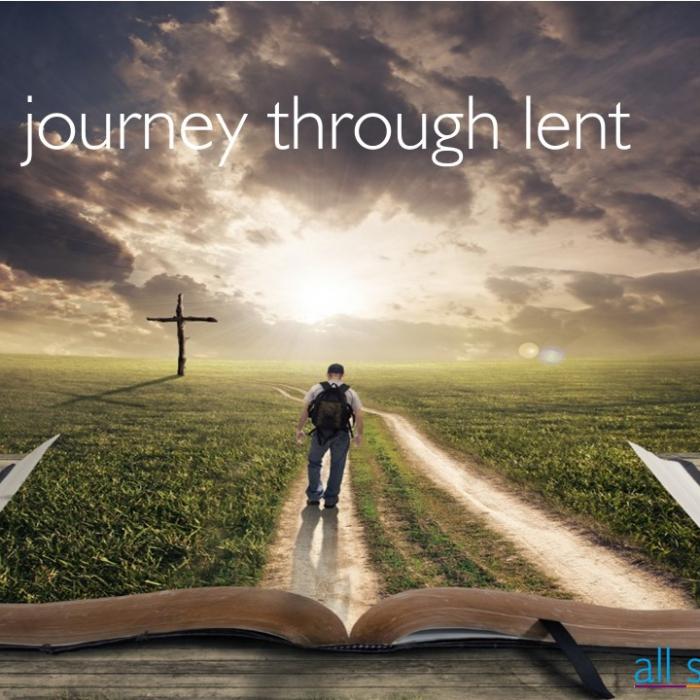 journey through lent jpg with logo